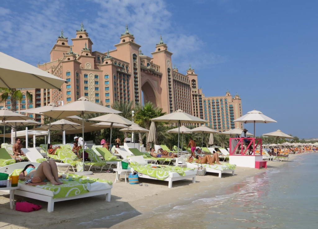 Nasimi Beach, Atlantis