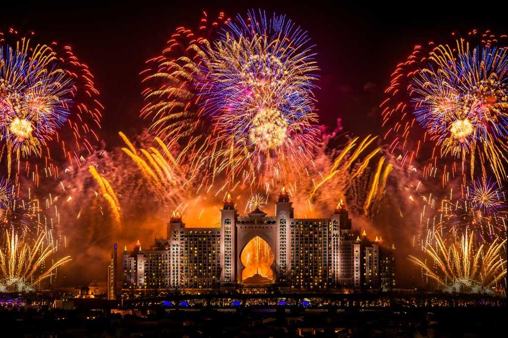 Дубай новый год 2017 видео недвижимости цены в оаэ