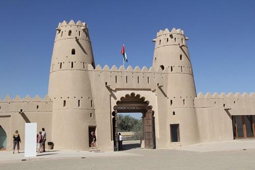 Крепость аль-Джахили