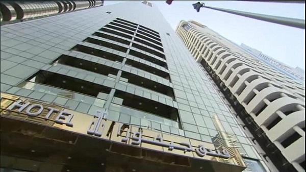Gevora Hotel в Дубае